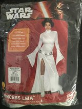 Star Wars Princess Leia costume with boots in Fort Benning, Georgia