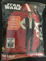 Star Wars Han Solo adult costume pack in Fort Benning, Georgia