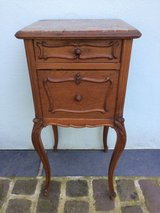 Beautiful antique side table from France in Ramstein, Germany