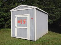8x12 Utility Shed Storage Building HOT BUY!! in Moody AFB, Georgia