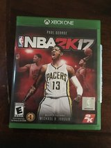 NBA2K17 in Camp Pendleton, California