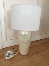 Large heavy based Lamp from Debenhams in Lakenheath, UK
