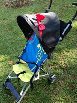 Snow White Umbrella stroller in Camp Lejeune, North Carolina