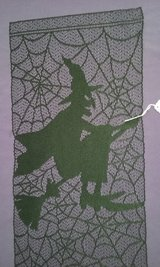 new unhemmed black lace witch wall hangings in Goldsboro, North Carolina