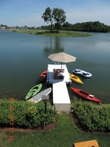 Two Viper Kayaks in Westmont, Illinois
