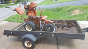 C-9 Ditch Witch Trencher in Macon, Georgia