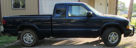 *REDUCED*2495*S-10 4X4 Extended Cab in Fort Leonard Wood, Missouri