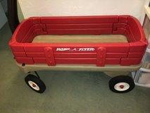 Radio Flyer Plastic Town and Country Wagon - Great! in Wheaton, Illinois