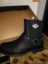 New Harley boots size 11 in Yorkville, Illinois