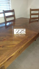DINING ROOM TABLE in Fort Carson, Colorado
