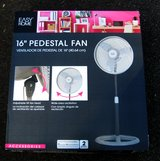 "16"" Pedestal Fan - NEW in sealed Box in Warner Robins, Georgia"