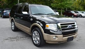 2013 Ford Expedition XLT King Ranch Edition!! in Nashville, Tennessee