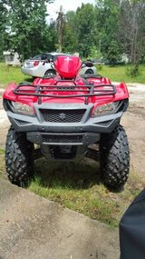 Suzuki king quad 750. 4x4 in Warner Robins, Georgia