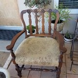 Chair in Yucca Valley, California