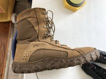 Rocky S2V coyote brown boots in Fort Leonard Wood, Missouri