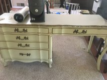 1960ish French Provencial Vanity/Desk in Wheaton, Illinois