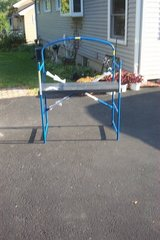 SMALL STURDY SNAP TOGETHER SCAFFOLD in Oswego, Illinois