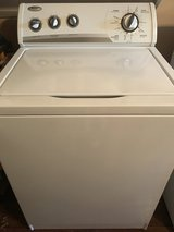 Very new Whirlpool washer, great deal! in Fort Benning, Georgia