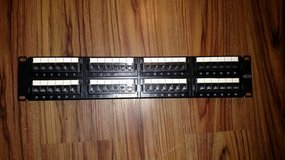 48 port Belkin patch panel in Yorkville, Illinois