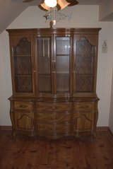 Dining Room Set- Table, Chairs, Buffet, Hutch, etc. in Lockport, Illinois