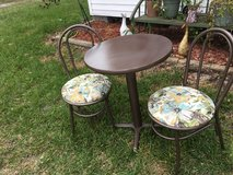 Bistro table and chairs in Conroe, Texas
