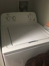 Almost New Washer with Free working Dryer in Conroe, Texas