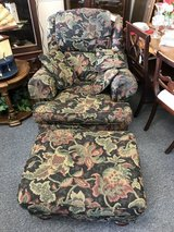 Reclining Chair and Ottoman in Naperville, Illinois