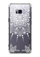 GALAXY S8 PLUS CASE CLEAR WITH DESIGN in Fort Campbell, Kentucky