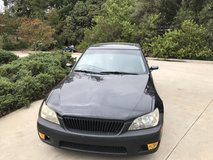 2002 IS300 (LS SWAPPED) in Temecula, California