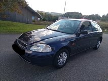 Honda Civic 1.4  A/C Heater works German Spec. Very maintaned One Owner in Spangdahlem, Germany