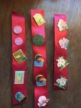 Cherry Blossom Pins 1987-2010 in Macon, Georgia