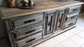 Extra Large Rustic Dresser in Houston, Texas