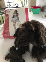 Dorothy costume and wig in Camp Pendleton, California