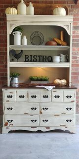 Farmhouse Hutch and Buffet in Conroe, Texas