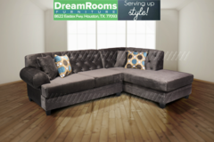 Serving Up Style - Dream Rooms Furniture! in Houston, Texas