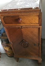Antique Nightstand in Ramstein, Germany
