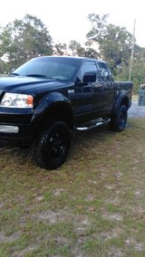 2004 Jacked up F150 4x4 in Warner Robins, Georgia