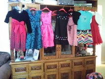 Dresses!  Sizes 5-12  Excellent condition Christmas! in Vacaville, California