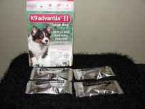 K9 ADVANTIX II LARGE DOG 21 TO 55 LBS NEW OPENED BOX (5 DOSES) in Camp Lejeune, North Carolina