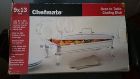 4 - Chefmate Chafing Dishes in 29 Palms, California