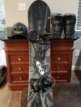 Snowboard Package in Vacaville, California