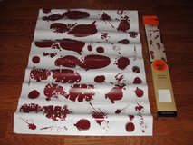 "HALLOWEEN ""BLOODY FOOTPRINTS"" WALL OR FLOOR COVERINGS in Camp Lejeune, North Carolina"