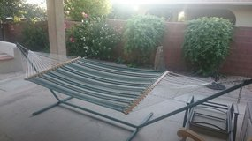 Hammock with stand in Alamogordo, New Mexico