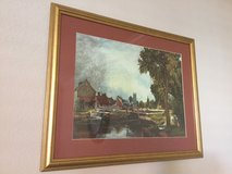 Dutch River Harbor Print, By The Dutch Masters in Fort Bliss, Texas