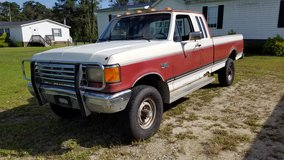 TRADES? Ford F250 460 big block 4 speed 4x4 in Camp Lejeune, North Carolina