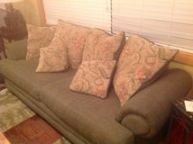 Sofa, love seat, chair, and ottoman in Houston, Texas