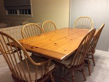 Kitchen Table & 6 Chairs in West Orange, New Jersey