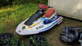 95 Polaris SLX 780 trades? not running jetski in Camp Lejeune, North Carolina