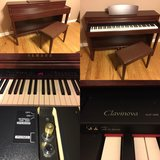 Yamaha Clavinova 88 Key Electric Piano in Fort Lee, Virginia