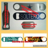 Personalized Bottle openers in Lawton, Oklahoma